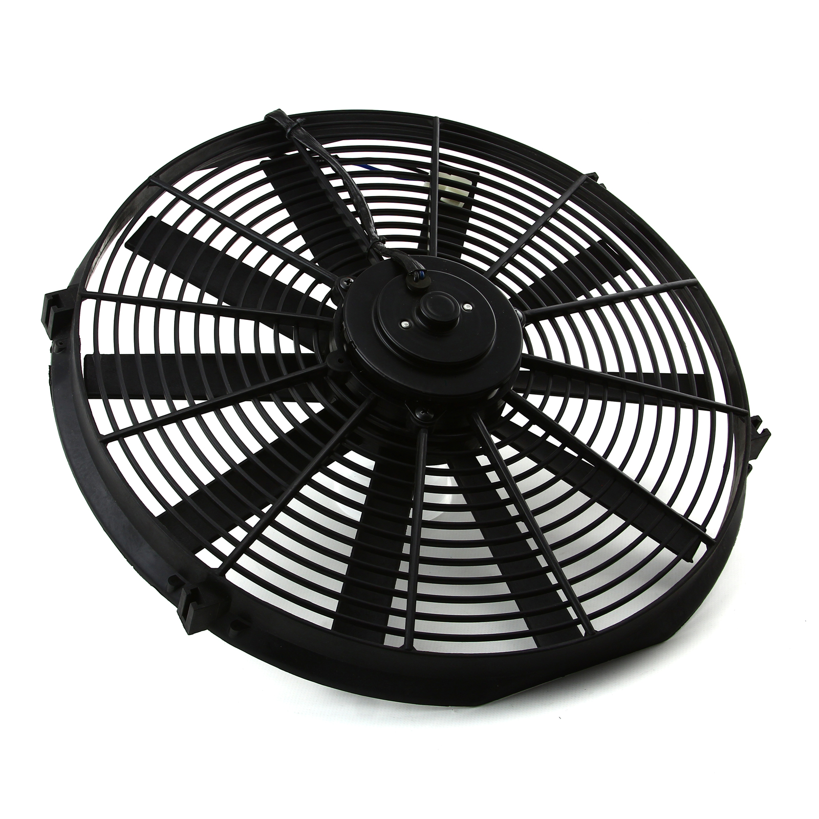 12v Cooling Fan : Quot reversable v radiator electric thermo fan ebay