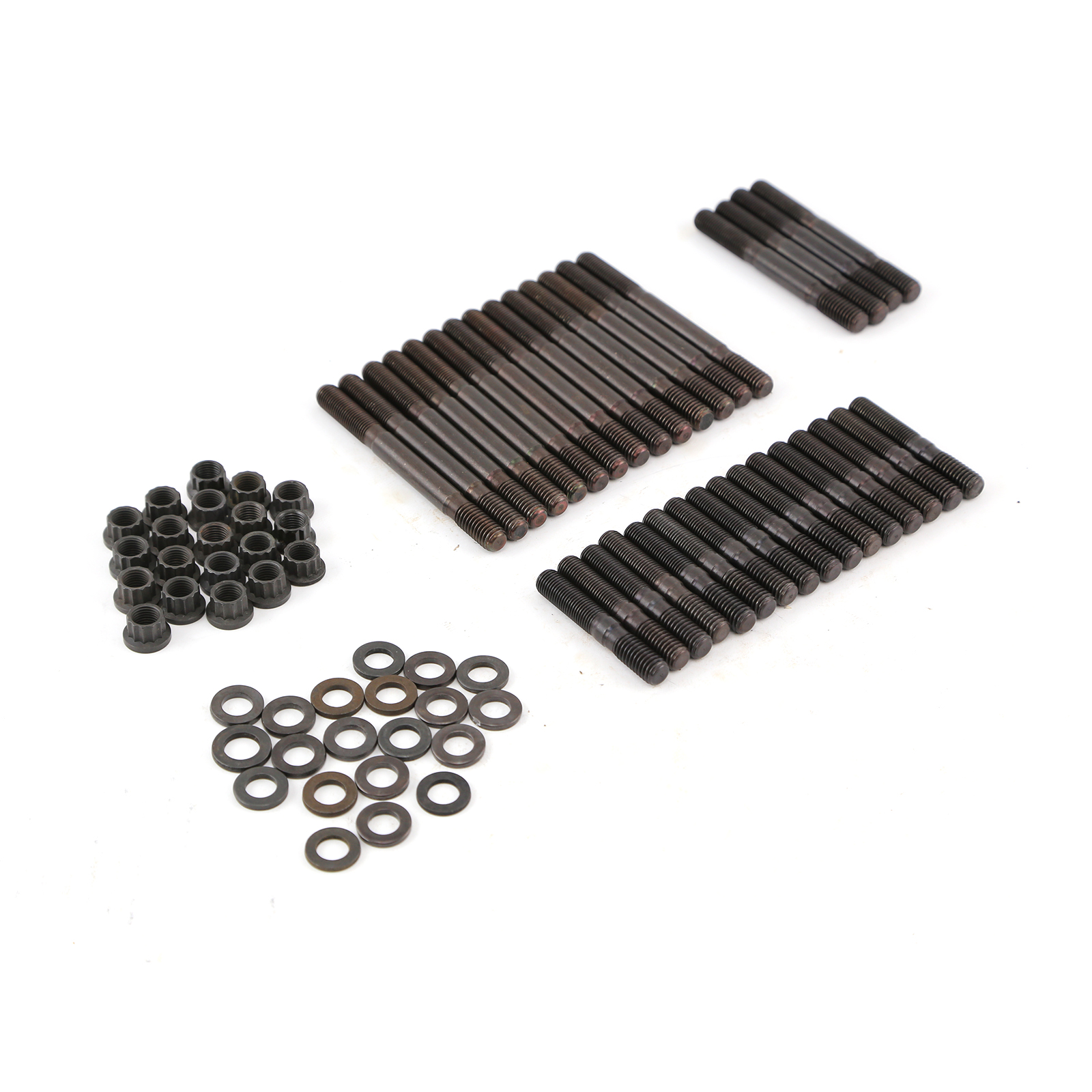 Chevy SBC 350 12 Point Head Stud Kit (Suits Std Or PCE