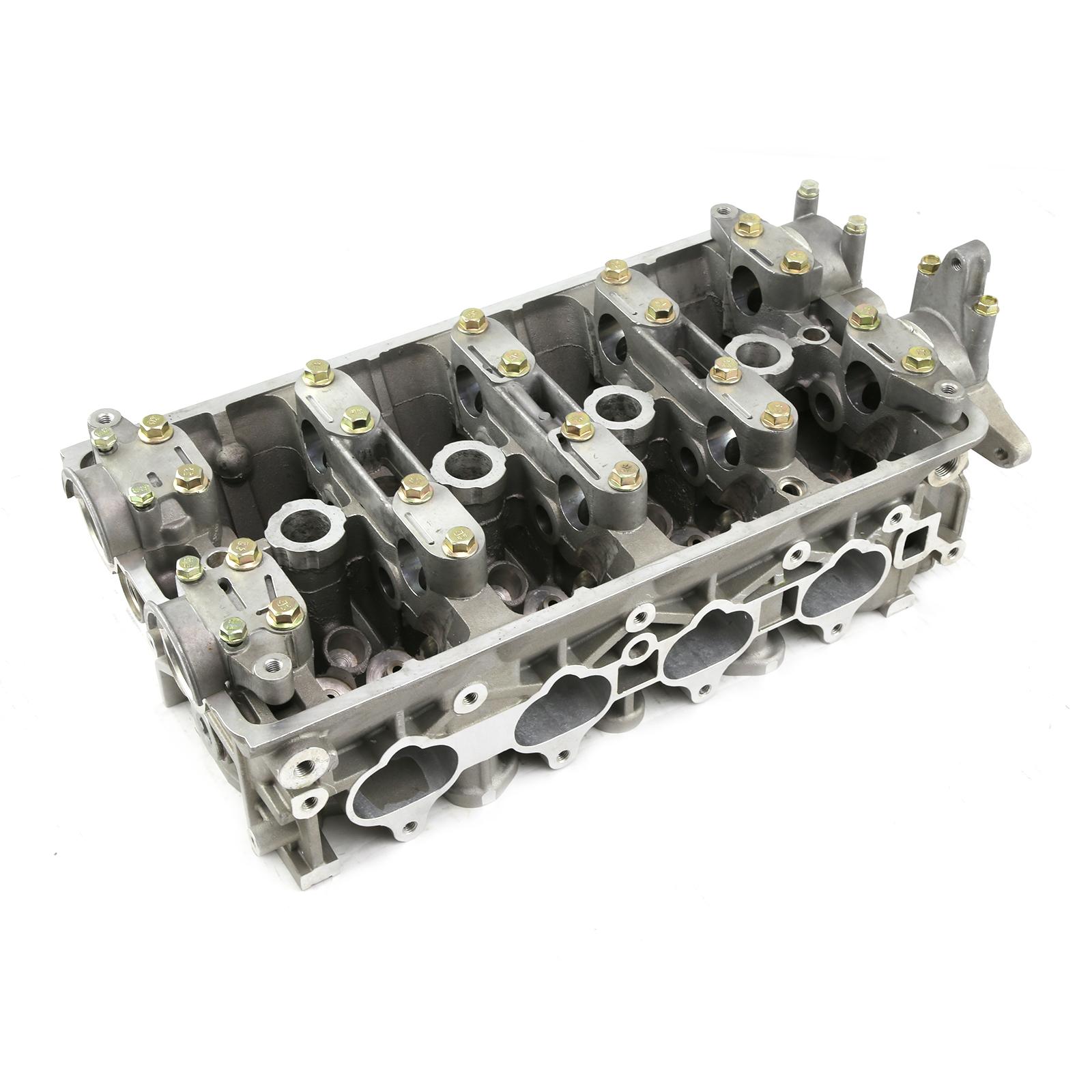 S2000 Honda Cylinder Heads: Honda 4Cyl B16A Vtec OEMcc OEMcc Full CNC Bare Alum