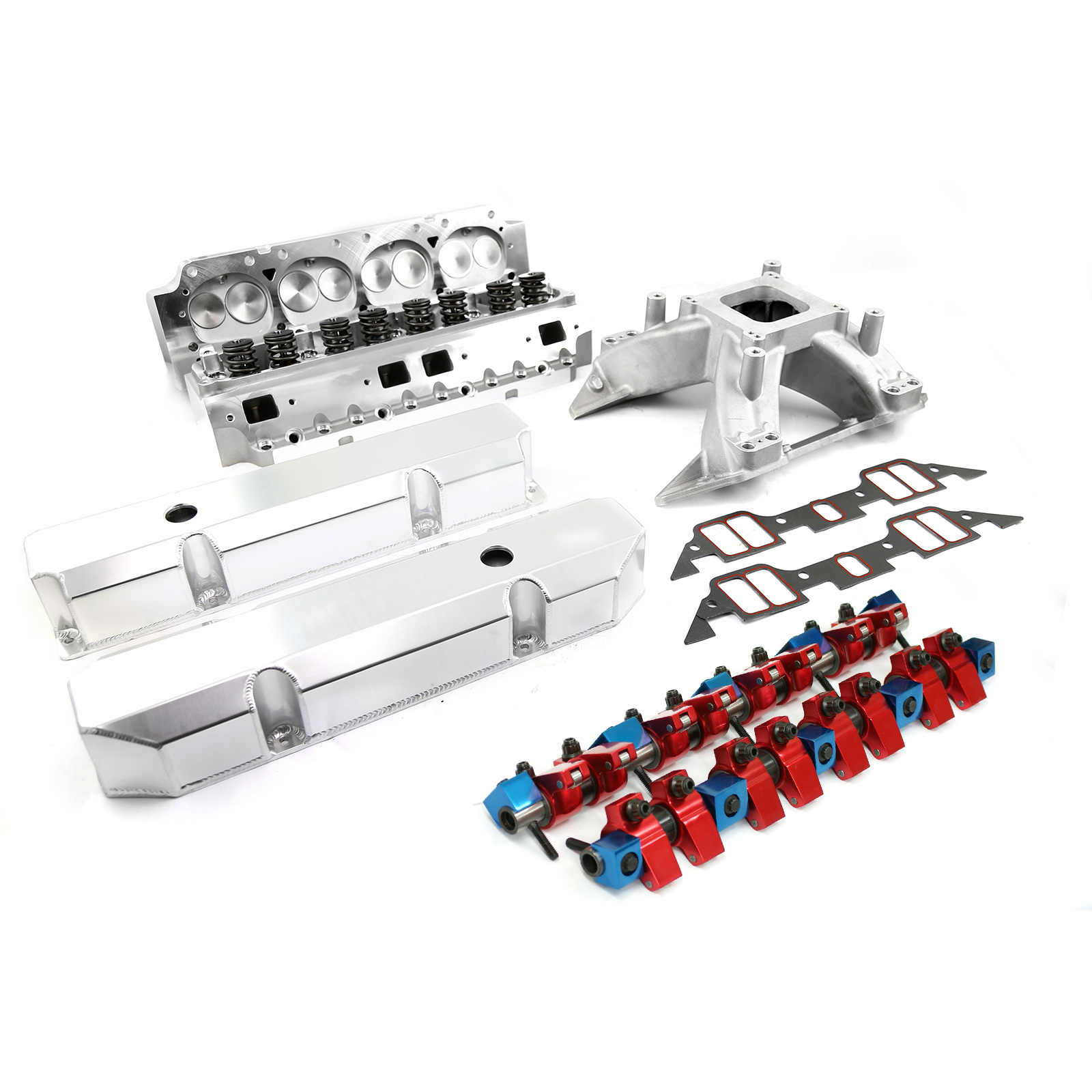 Mopar Chrysler BB 440 Hyd FT Cylinder Head Top End Engine Combo Kit