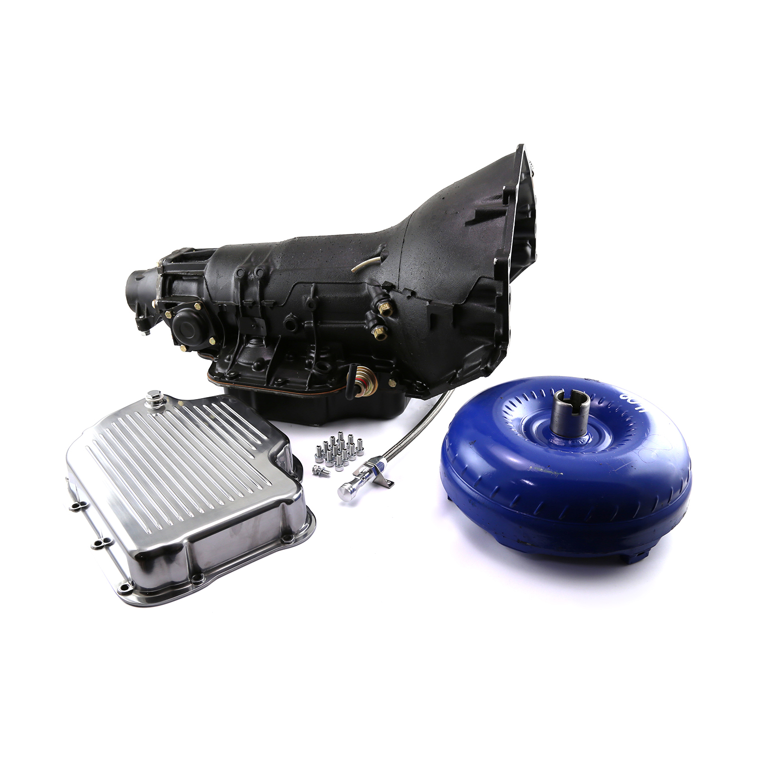 Turbo 350 Chevy Performance Transmission Kit w/ 2700-3000 Stall Converter